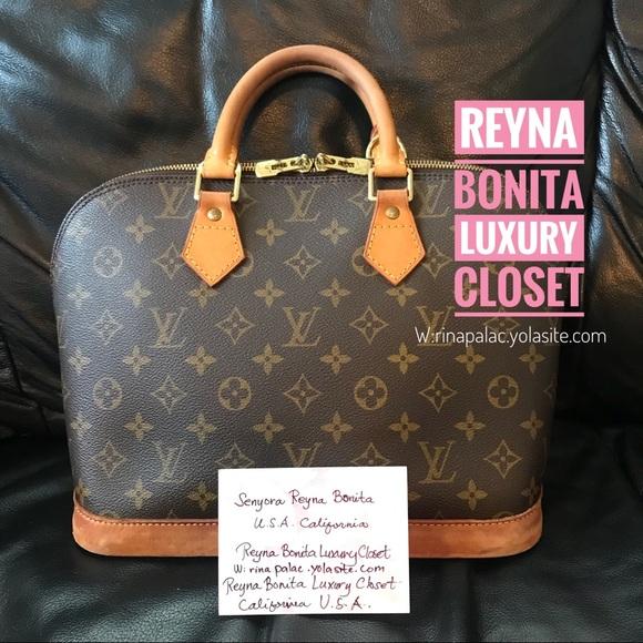 Louis Vuitton Handbags - ❌❌SOLD❌❌Louis Vuitton Alma Pm